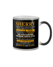 Sherry - Completely Unexplainable PX32 Color Changing Mug thumbnail
