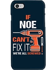 If Noe Cant Fix It - We Are All Screwed Phone Case thumbnail
