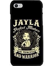 PRINCESS AND WARRIOR - Jayla Phone Case thumbnail
