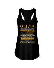 Olivia - Completely Unexplainable PX32 Ladies Flowy Tank thumbnail
