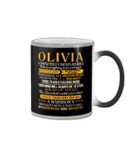 Olivia - Completely Unexplainable PX32 Color Changing Mug thumbnail