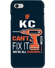 If Kc Cant Fix It - We Are All Screwed Phone Case thumbnail