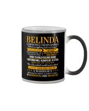 Belinda - Completely Unexplainable Color Changing Mug thumbnail