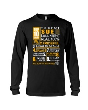 Sue - top10 Long Sleeve Tee tile