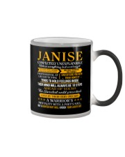 JANISE - Completely Unexplainable Color Changing Mug thumbnail