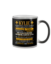 Kylie - Completely Unexplainable Color Changing Mug thumbnail