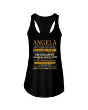 Angela - Completely Unexplainable Ladies Flowy Tank thumbnail