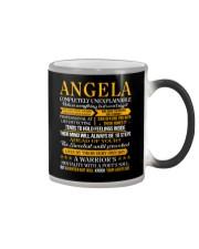 Angela - Completely Unexplainable Color Changing Mug thumbnail