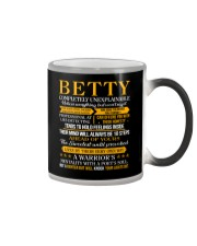 Betty - Completely Unexplainable Color Changing Mug thumbnail