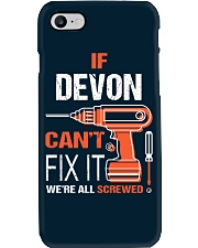If Devon Cant Fix It - We Are All Screwed Phone Case thumbnail