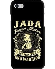 PRINCESS AND WARRIOR - Jada Phone Case thumbnail