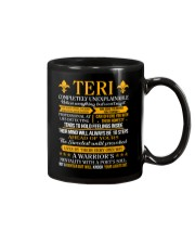 Teri - Completely Unexplainable Mug thumbnail