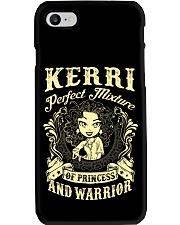 PRINCESS AND WARRIOR - Kerri Phone Case thumbnail