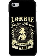 PRINCESS AND WARRIOR - Lorrie Phone Case thumbnail