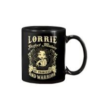 PRINCESS AND WARRIOR - Lorrie Mug thumbnail