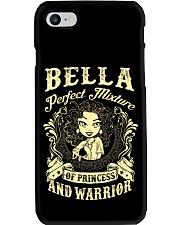 PRINCESS AND WARRIOR - Bella Phone Case thumbnail