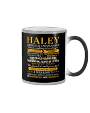 Haley - Completely Unexplainable Color Changing Mug thumbnail