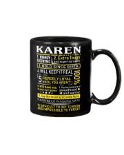 Karen - Sweet Heart And Warrior Mug thumbnail