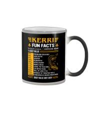 Kerri Fun Facts Color Changing Mug thumbnail