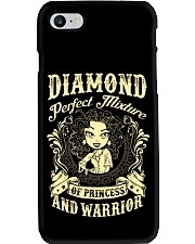 PRINCESS AND WARRIOR - Diamond Phone Case thumbnail