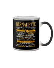 Bernadette - Completely Unexplainable Color Changing Mug thumbnail