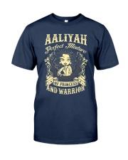 PRINCESS AND WARRIOR - Aaliyah Classic T-Shirt thumbnail