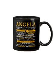 Angela - Completely Unexplainable Mug thumbnail