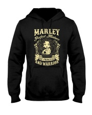 PRINCESS AND WARRIOR - Marley Hooded Sweatshirt thumbnail