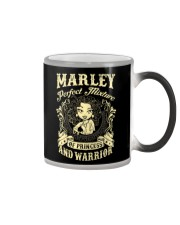 PRINCESS AND WARRIOR - Marley Color Changing Mug thumbnail
