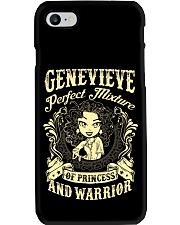 PRINCESS AND WARRIOR - Genevieve Phone Case thumbnail