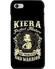 PRINCESS AND WARRIOR - Kiera Phone Case thumbnail