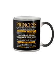 Princess - Completely Unexplainable Color Changing Mug thumbnail