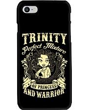PRINCESS AND WARRIOR - Trinity Phone Case thumbnail
