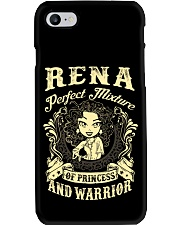 PRINCESS AND WARRIOR - Rena Phone Case tile