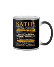 Kathy - Completely Unexplainable Color Changing Mug thumbnail