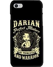 PRINCESS AND WARRIOR - Darian Phone Case thumbnail
