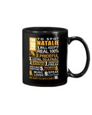 Natalie - top10 Mug thumbnail