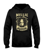 PRINCESS AND WARRIOR - Millie Hooded Sweatshirt thumbnail