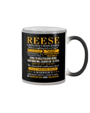 Reese - Completely Unexplainable Color Changing Mug thumbnail