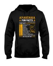Anastasia Fun Facts Hooded Sweatshirt thumbnail