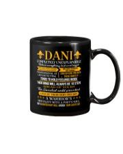 Dani - Completely Unexplainable Mug thumbnail