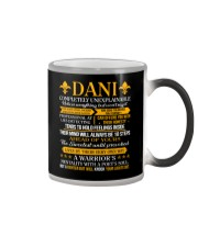 Dani - Completely Unexplainable Color Changing Mug thumbnail