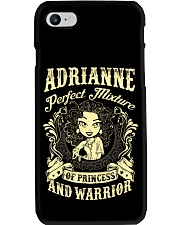PRINCESS AND WARRIOR - Adrianne Phone Case thumbnail