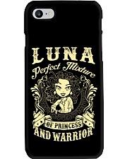 PRINCESS AND WARRIOR - Luna Phone Case thumbnail