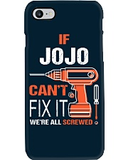 If Jojo Cant Fix It - We Are All Screwed Phone Case thumbnail