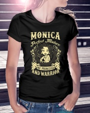 PRINCESS AND WARRIOR - Monica Ladies T-Shirt lifestyle-women-crewneck-front-7