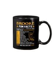 Brooke Fun Facts Mug thumbnail