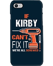 If Kirby Cant Fix It - We Are All Screwed Phone Case thumbnail
