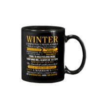 Winter - Completely Unexplainable Mug tile