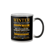 Winter - Completely Unexplainable Color Changing Mug thumbnail